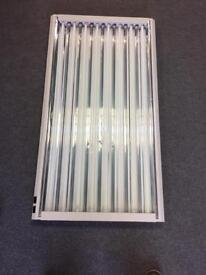 Hydroponics, MaxiBright T5 4ft 8 Bulb Lighting System, For Tent Growing Equipment