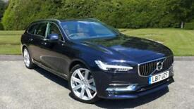 2017 Volvo V90 2.0 D5 PowerPulse Inscription Automatic Diesel Estate