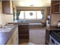BRAND NEW Deluxe Caravan for Hire - Sleeps 8; Combe Haven