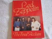 Led Zeppelin The Final Acclaim