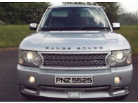 2006 and Rover Range Rover Vogue 3.0 Td6 SE