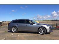 2013 Mazda 6 estate 2.2 tdi