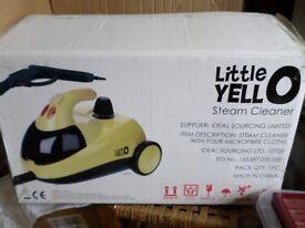 Little Yello Steam Cleaner