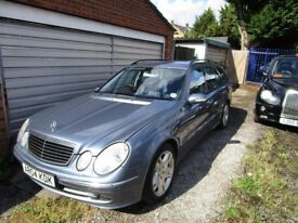 Mercedes Benz E320CDi Avantgarde Estate **7 SEATER & NEW 1 YEAR MOT**