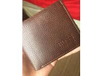 Hugo BOSS wallet REDUCED (cheapest price)