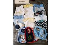 Baby clothes tiny baby