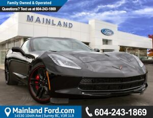 2016 Chevrolet Corvette Stingray Z51 NO ACCIDENTS, LOCAL, LOW...