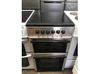BEKO free standing electric ceramic cooker 50 cm Width In Good Condition And Perfect Working Order