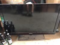 Samsung 40 inch tv broken