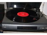 sony turntable pslx56