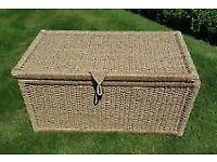 Set of 3 Sea Grass Storage Units