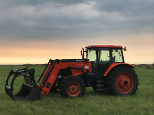 M135X Kubota for sale