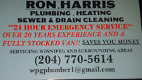 WELL PUMP/SEPTIC PUMP/SUMP PUMP 24 HOUR EMERGENCY  SERVICE