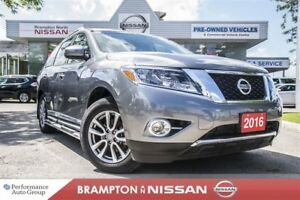 2016 Nissan Pathfinder SL *NAVI|Blind Spot|Leather*