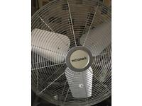 Micromark commercial fan