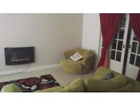 DOUBLE ROOM TO LET, 75PW, FURNISHED, SPACIOUS, CLEAN AND GOOD LOCATION