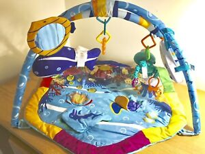 Baby Einstein neptune/ocean playmat with sounds