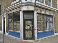 LOOKING FOR COMMERCIAL PROPERTY TO BUY OR LET IN NEED OF TLC DISUSED VACANT UNOCCUPIED - GLASGOW