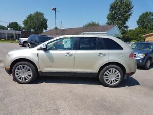 2010 Lincoln MKX LIMITED AWD GPS CUIR TOIT
