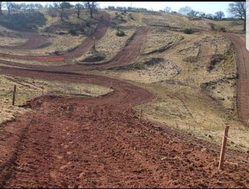 Land to rent for mx track crumlin antrim belfast.