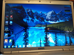 "Dell 15.4"" Laptop, Wi-Fi, HDMI Out, 2 Gig Ram, 160 Gig HD, Win 7"