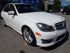 2013 Mercedes-Benz C-Class C 300 4MATIC*BLUETOOTH*CUIR*