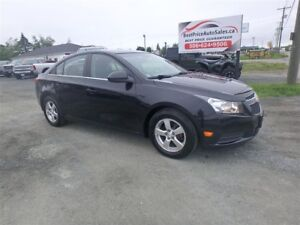 2012 Chevrolet Cruze LT Turbo!! CERTIFIED!