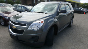 CHEVORLET EQUINOX 2012