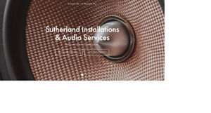 Sutherland Installations and Audio Services