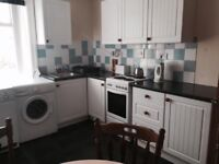 Clean, non-smoking lodger for central Coleraine flat: £23 per week for own rooms