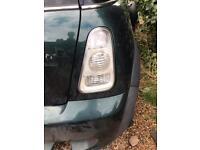 "Breaking BMW Mini clear rear lights - R50, cooper s, one 17"" alloys, coilovers (swap e30 e36 parts)"