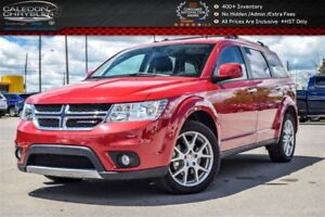 2016 Dodge Journey R/T|AWD|7 Seater|Sunroof|DVD|Bluetooth|Backup