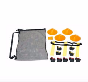 Winnwell Flag Football Set (Brand New)