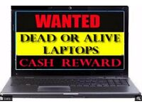 Wanted tablets, laptops, phones in any condition dead or alive so long as the cosmetics is okay
