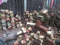 Free bricks, rubble & soil