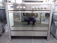Buomatic Rang Dule Fuel 100cm Cooker