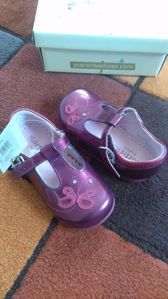 Startrite girls shoes size 5H brand new