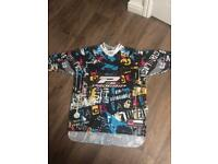 PROGRIP 7009 YOUTH MOTOCROSS SHIRT MULTICOLOUR