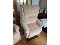 HSL Berwick Petite Dual Rise & Recline Recliner Chair