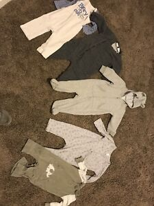Brand Name 3-6 / 6-12 month boys clothing