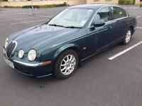 2003 jaguar S type V6 automatic