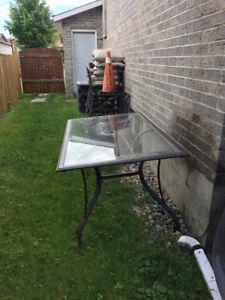 2 year old patio furniture
