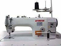 INDUSTRIAL SEWING MACHINE - LOCKSTITCH - NEW