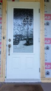 Porte extérieur à vendre