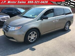 2011 Honda Odyssey EX, Power Sliding Doors, Back Up Camera