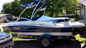 Sea ray 185 sport, 4.3 mpi 2009 !!!CONDITION SHOWROOM A VOIR!!!