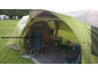 Quechua 4 Man POP UP tent - amazing! SO quick So easy to fold