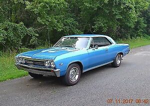 Wanted 1966-1972 Chevelle