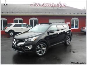 2016 Hyundai Santa Fe XL Limited AWD, 7 passagers