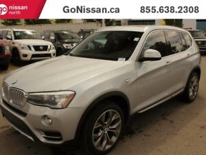 2015 BMW X3 LEATHER, MOON ROOF, NAV